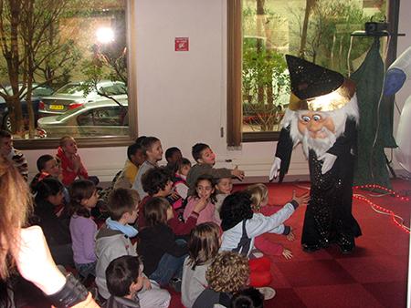 Spectacle enfants à Nimes - Groupe Triangle