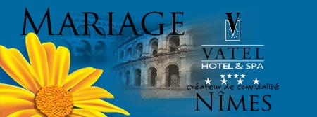 DJ Triangle - animation mariage Hotel Vatel Nimes