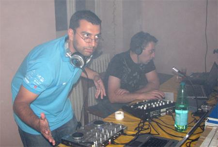 DJ Triangle soiree etudiant à Montpellier