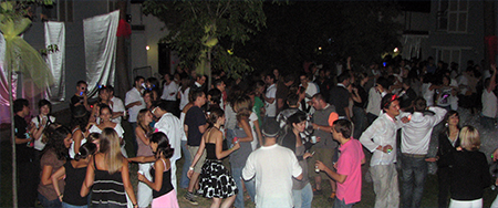 Garden Party - DJ Triangle Nimes