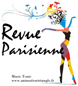 Revue Parisienne - spectacle avec Groupe Triangle Nimes