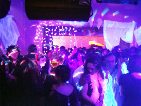 DJ Triangle - animation soirée etudiants