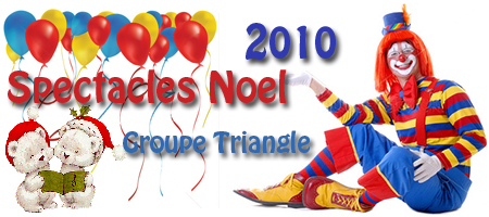 Spectacles enfants - Groupe Triangle Nimes - Gard