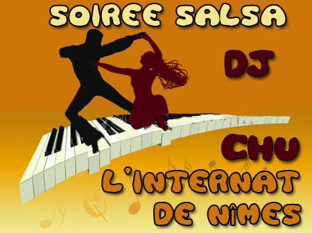 DJ Triangle - Soirée Salsa - soirée etudiant