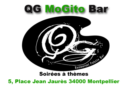 QG MoGito Bar Montpellier