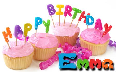 Un Joyeux anniversaire à notre Chanteuse Emma qui fête ses 30 ans.