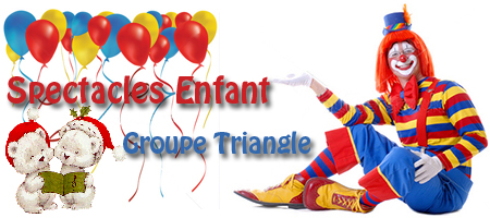 Spectacle enfant - Animation Triangle Nimes
