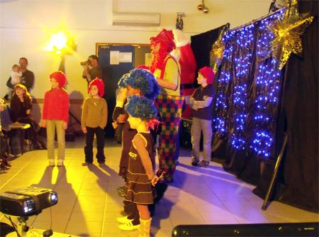 Spectacle enfant - Noel avec Groupe Triangle