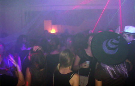 DJ Triangle soirée internat Montpellier