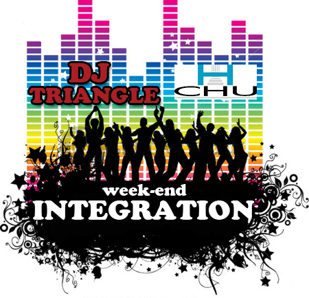 Week end intégration - DJ Triangle Nîmes