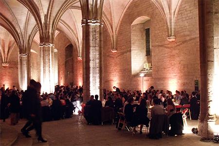 Grand Bal des Internes en Médecine 2012 - Palais des Papes d'Avignon Dj Triangle