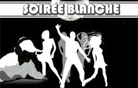 Animation Triangle DJ Soir&#233;e Blanche Internat Montpellier