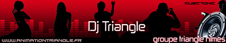 f&#234;te votive DJ Triangle