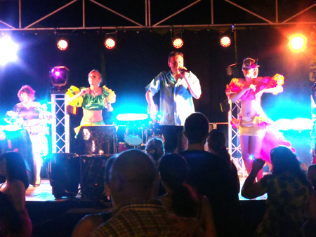 Groupe Triangle - Spectacle disco à Mallemort