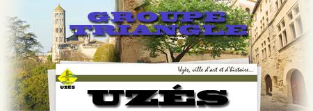 Animation voeux du maire à Uzés - Groupe Triangle