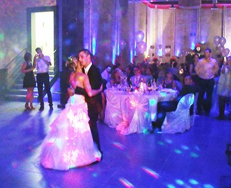 Ouverture de bal mariage Animation à Beaucaire DJ Triangle
