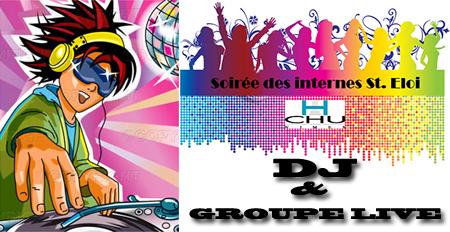 Animation DJ Triangle Soirée Internat Montpellier