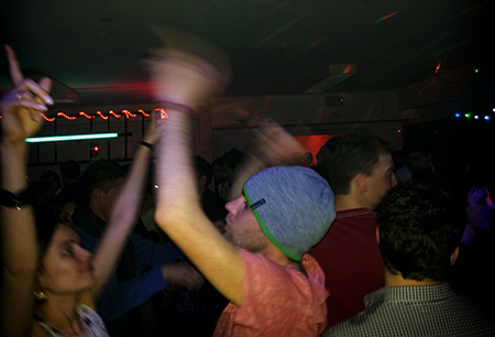 DJ Triangle Nimes - animation soirée etudiante
