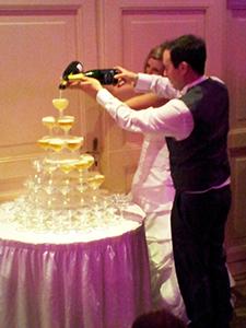 DJ Triangle Animation mariage à hôtel spa Vatel Nimes