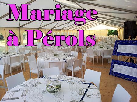 Dj Triangle animation mariage prestige à Pérols