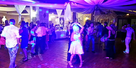 DJ Triangle Gard mariage à la Légion étrangère de Nîmes
