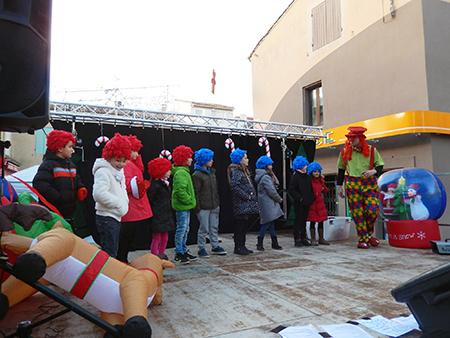 Spectacles et animations pour les enfants Groupe Triangle Nîmes
