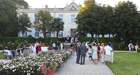 Animation mariage à Château Beauchêne - Piolenc DJ Triangle gard
