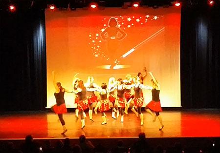 Spectacle de Magie et dance à Bagnols sur Cèze