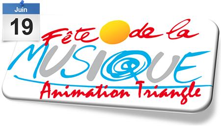 Animation Triangle  à Pompignan pour une belle fête de la musique