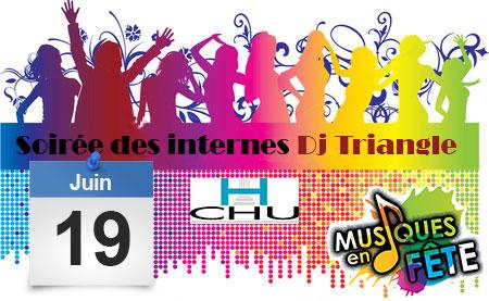 Montpellier pour une soirée étudiante avec DJ Triangle