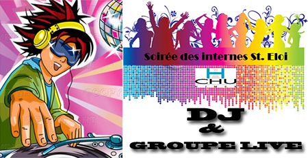 DJ Triangle animations soirées étudiantes Montpellier