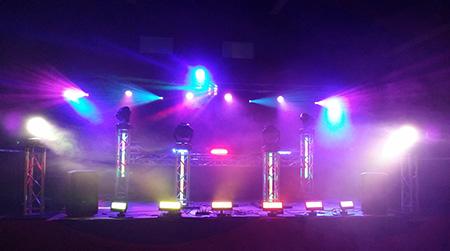 DJ Triangle soirée Carnaval à Rodilhan