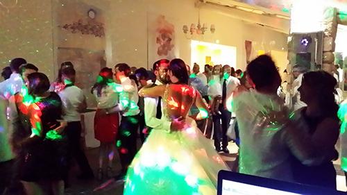 Dj Triangle animation mariage 2016 à Caissargues - Nîmes