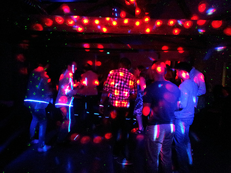 Animation DJ Triangle soirée entreprise à Pont du Gard Remoulins