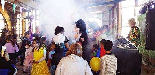DJ et spectacle animation carnaval enfants à Avignon.