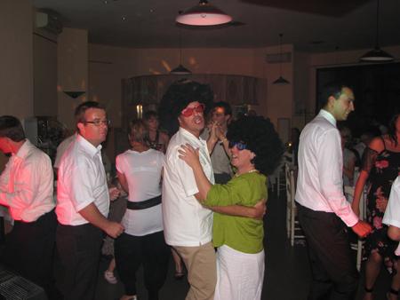 Mariage avec Dj Triangle à Bagnol sur Ceze