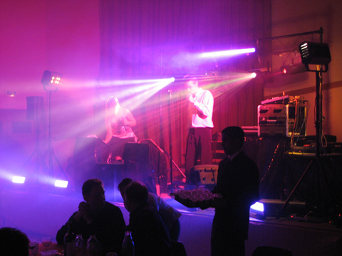 Groupe Triangle et DJ Triangle à Chanac
