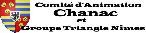 Groupe Triangle - animation à Chanac