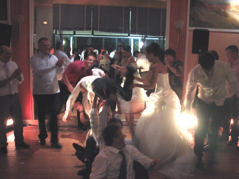 Mariage à Hotel Imperator Nimes avec DJ Triangle